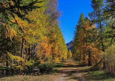 Début d'automne en Queyras