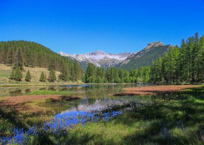 Lac de Roue au printemps